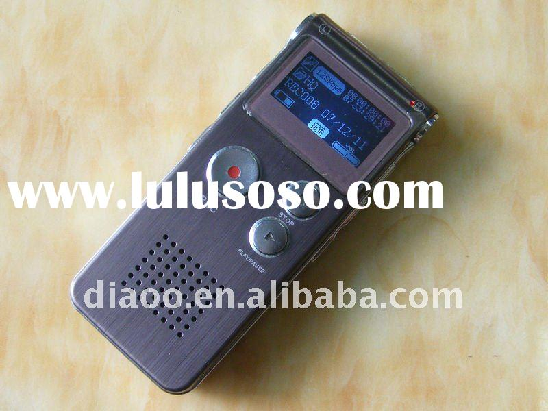DVR-DL03 Digital Voice Recorder Dictaphone MP3 Player