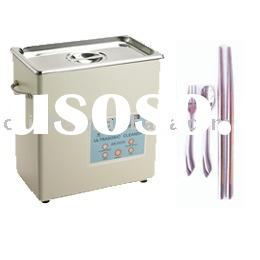 Digital Ultrasonic Jewelry Cleaner with timer and heater CE