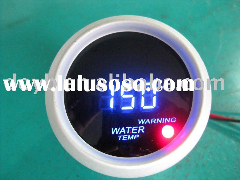 Digital water temp gauge