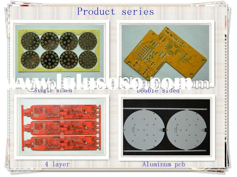Double sided PCB Circuit board ROSH compliant shenzhen