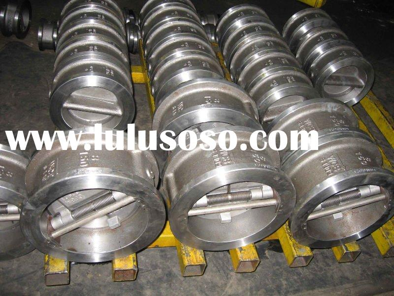 Duo wafer check valve