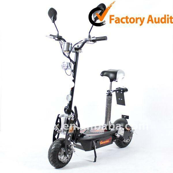EEC 500W foldable electric scooter