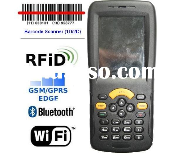 EM900 Win Mobile Rugged Computer With 1D 2D Barcode Reader, RFID,Camera,GPS,GPRS,Bluetooth,