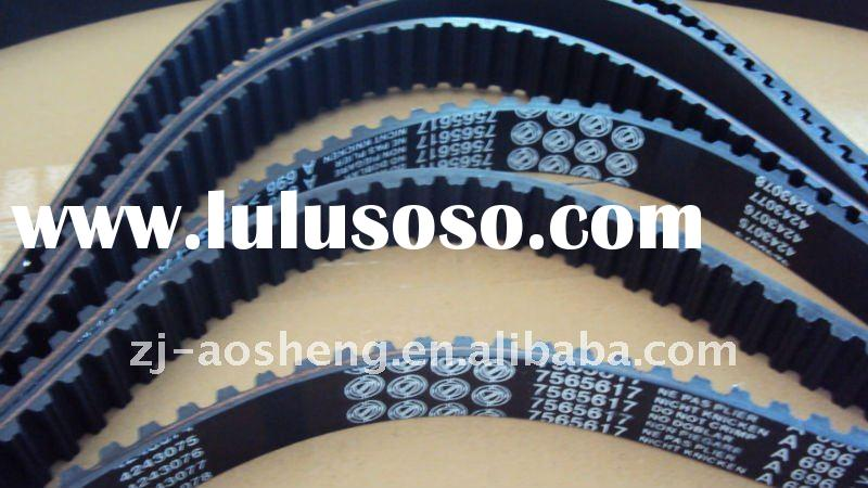 Endless auto parts/conveyor/speed belt/ rubber timing belt