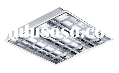 Energy Saving Fluorescent Light Fixtures (Recessed Type with PL 36W*3 Lamps)