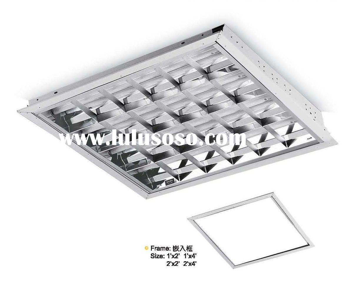 Energy Saving Fluorescent Light Fixtures (T5 Recessed With 14W*4 Lamp)