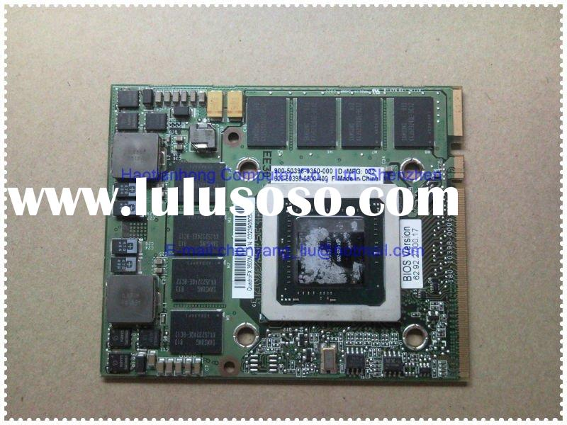 FOR HP nVidia Graphic Card G92-975-A2 512MB QuadroFX 3600M Laptop video card pn 490567-001 100%Teste