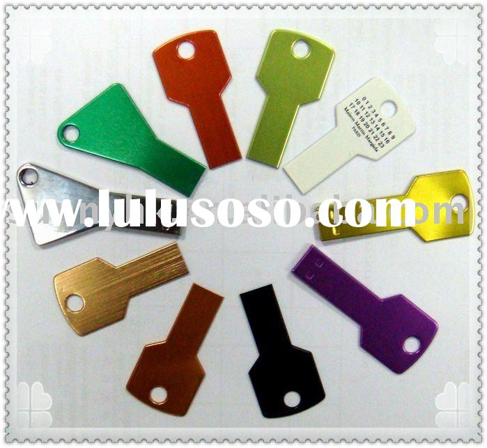 Factory provide Metal new usb key with high quality cheap price engrave or print logo is available!