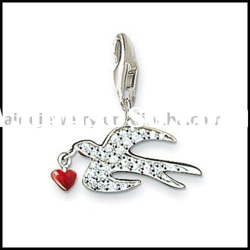 Fashion sterling silver Charms WC-21