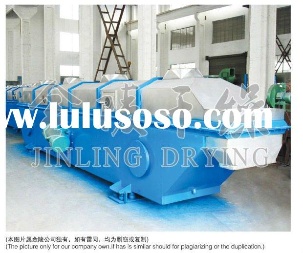 Fluid bed dryer/fluid bed drying equipment/fluided bed dryer
