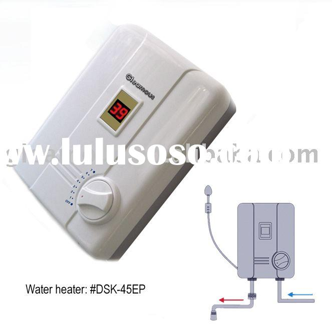 how to tell if electric water heater is working
