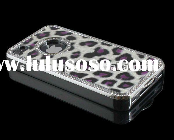 For iPhone 4 4S High End Cell Phone Case