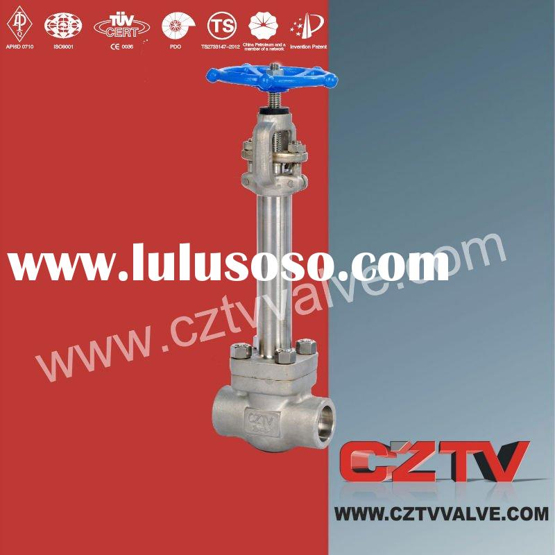 Forged gate valve extension
