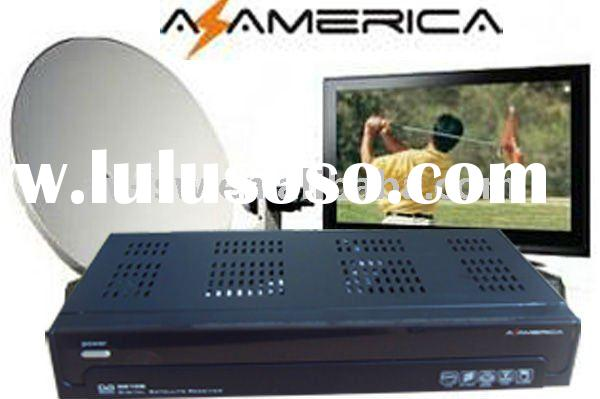 Fta Decoder digital satellite receiver azamerica s810b
