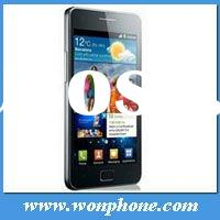 GPS WIFI Android 3G Dual Sim Mobile Phone HDC A9100 + 4.3inch capacitive screen