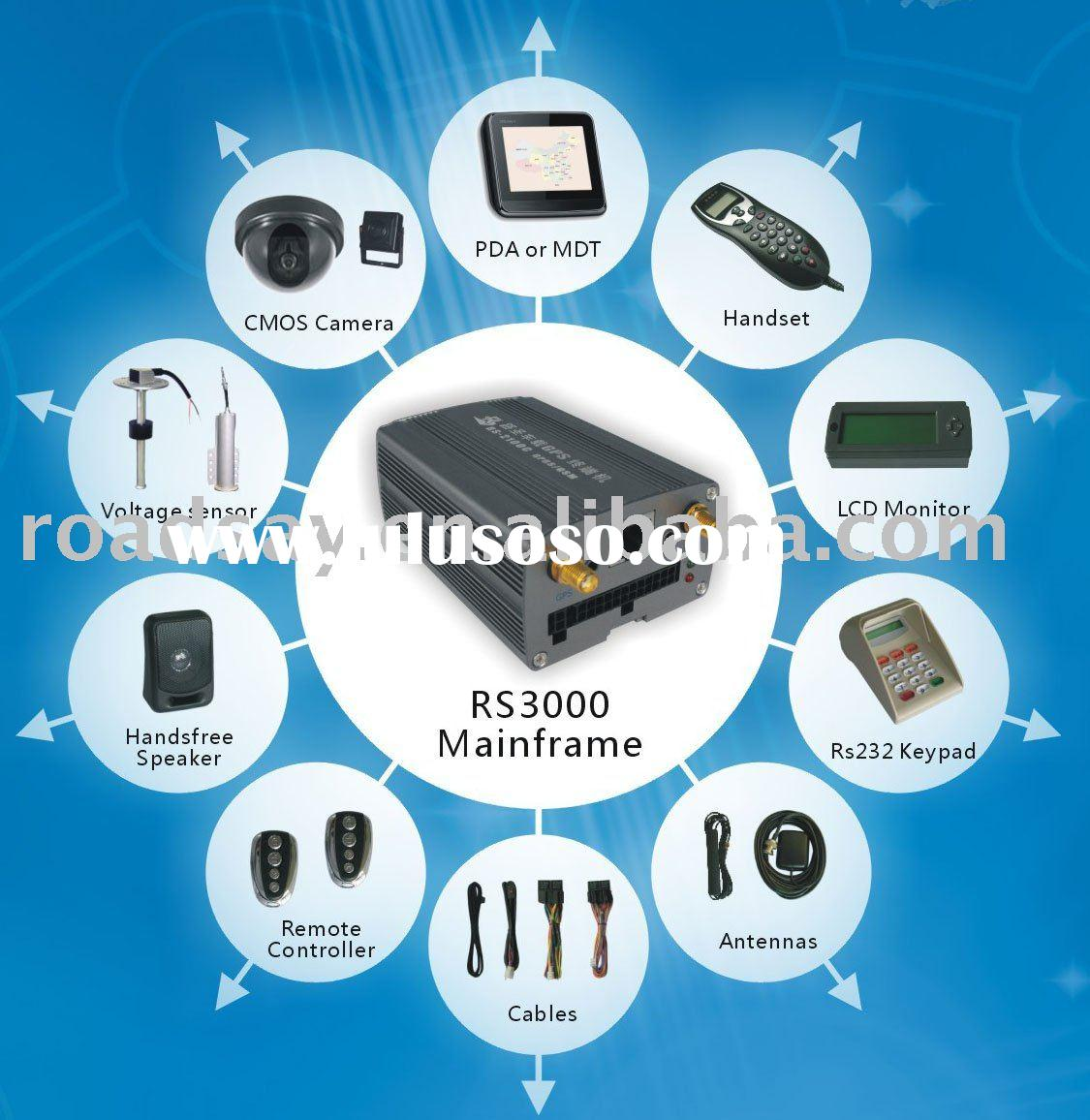 GPS tracker/gps tracking system/gprs tracker RS3000C