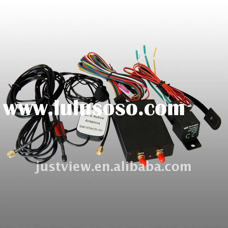 Global gsm gprs vehicle gps tracker