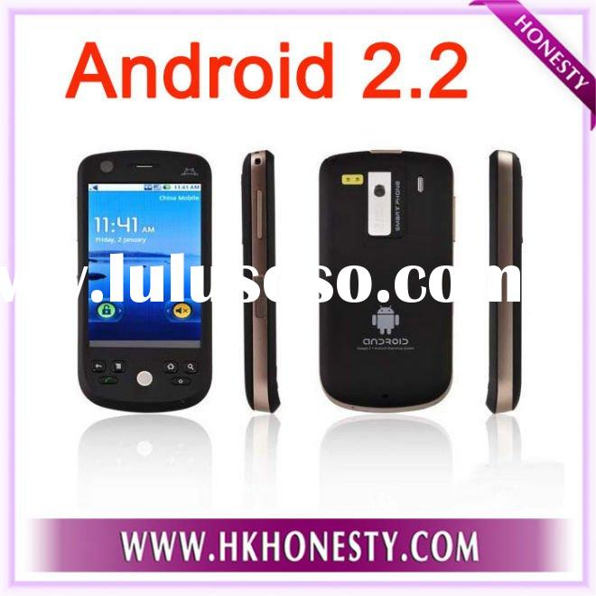 H6 Android 2.2 OS smart mobile/cell phone, wifi, bluetooth, dual sim car dual standby,