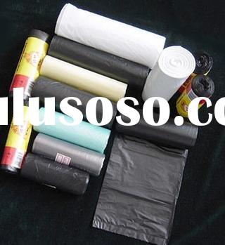 HDPE Bags on roll