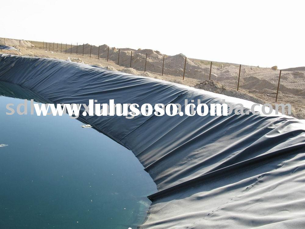 Waterproofing Geomembrane Hdpe Pond Liner For Sale Price