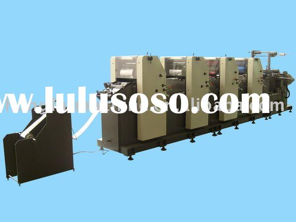 HFT-298 intermittent rotary label printing machine