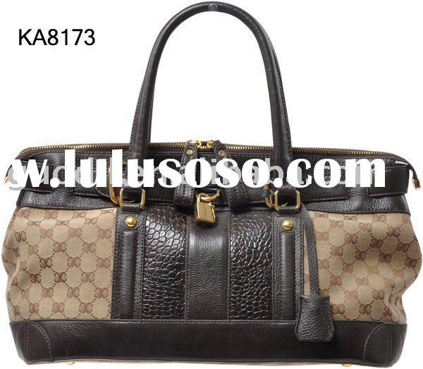 HIGH QUALITY LATEST design fashion leather lady bag