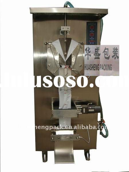 HOT SALE:HS500BY plastic bag water filling machine