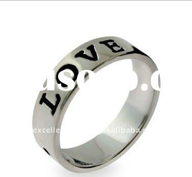 HOT SALE Love Sterling Silver Friendship Ring