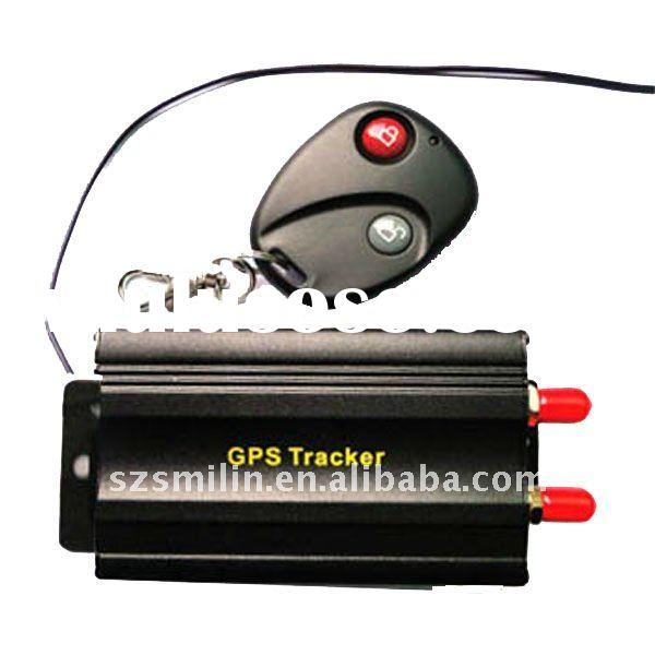 HOT Vehicle GPS Tracker with Remote Control Listen-in