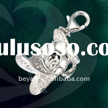 HOT sterling silver charm