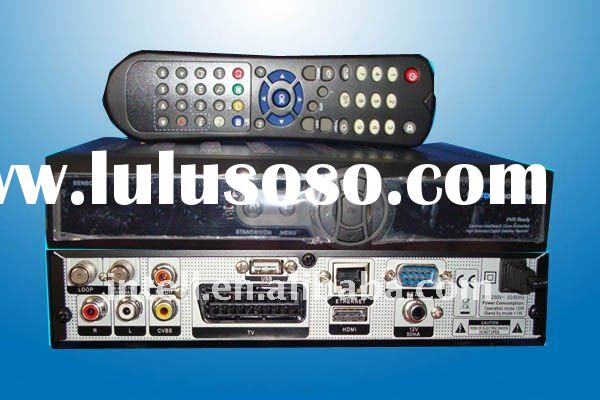 High Definition Orton X403P Ali satellite receiver for card sharing and internet sharing