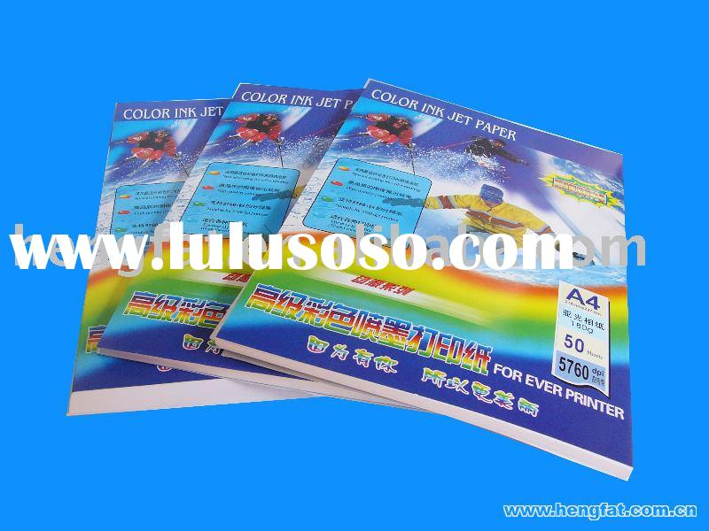 High Performance Digital Glossy Compatible Photo Paper product
