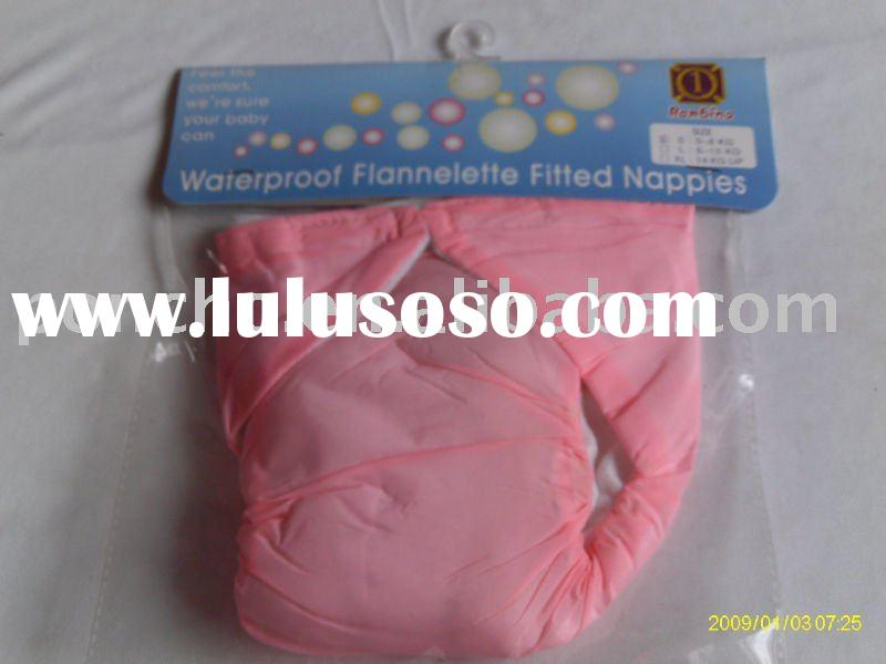 High Quality And Breathable Baby Diapers/Baby Pants
