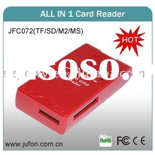 High Speed external USB memory all in one card readers