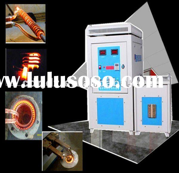 High frequency induction pipe welding machine