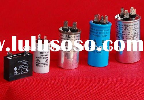 High quality air compressor motor capacitor