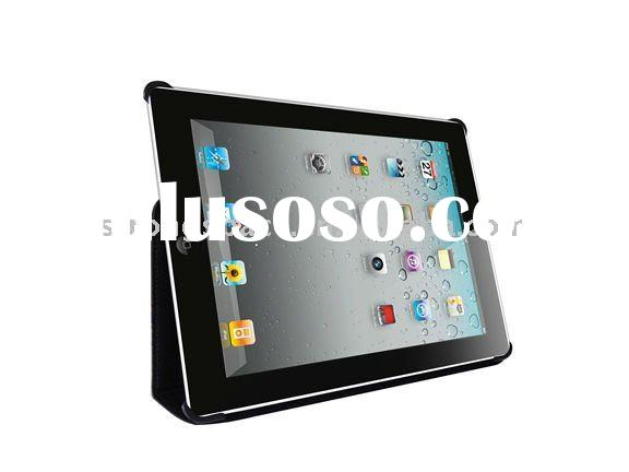High quality carbon fiber leather -for ipad 2 cases and covers