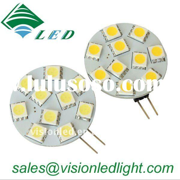 High quality g4 down light with 10pcs SMD 5050 LED