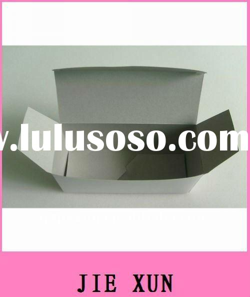 High quality hot sale paper cupcake box and packaging boxes