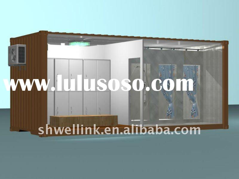 High quality& low cost expandable container house
