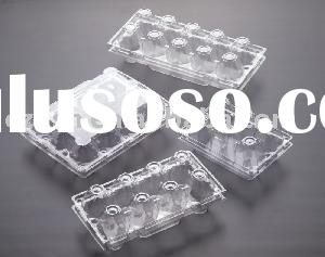 High-quality plastic box for egg packaging
