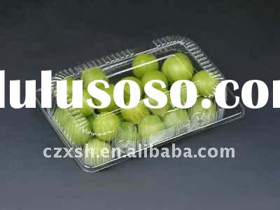 High-quality plastic fruit packaging