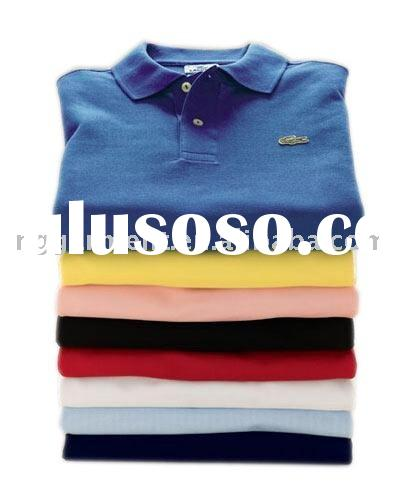 High quality polo shirt/Custom Made Polo Shirt