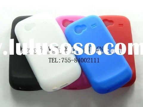 Hot Sales High Quality Mobile Phone Silicon Case For Samsung Nexus S i9020