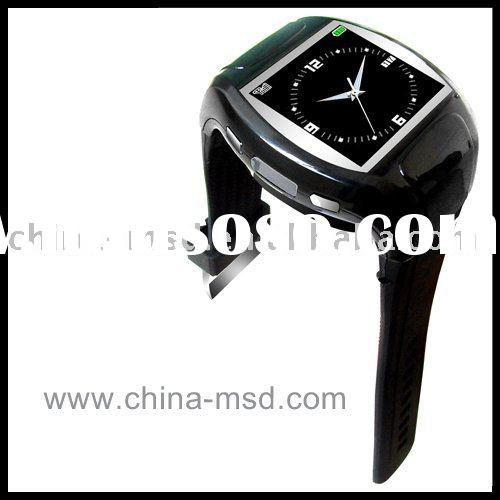 Hot Selling internet mobile phone watch ,with CE&ROSH Certification