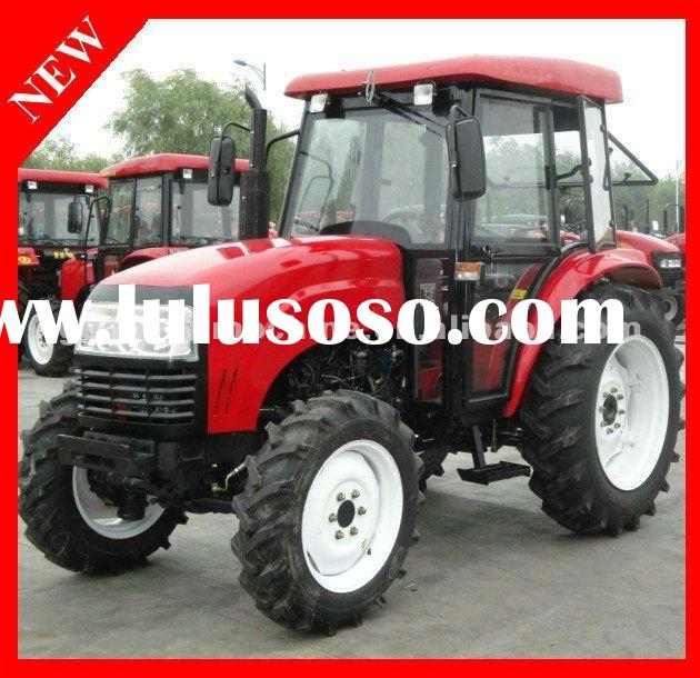 Hot sale farm tractor 4wd 40hp