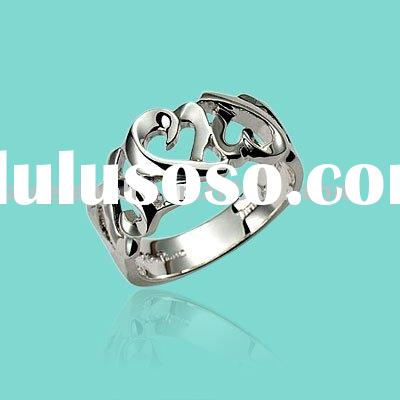 Hot silver ring and jewelry wholesale R-R45