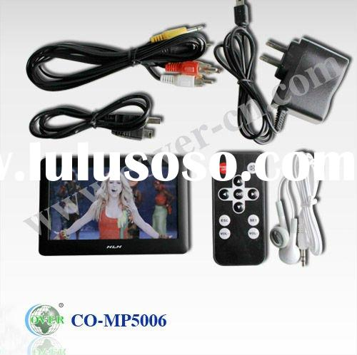 Hottest Promotional gift, mp5 player with camera touch screen