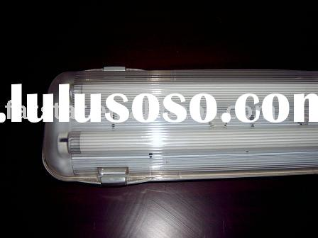 IP65 fluorescent rechargeable lamp 2*36W