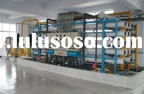 Industrial Reverse Osmosis Plant(RO) / pure water / ultra pure water treatment machine